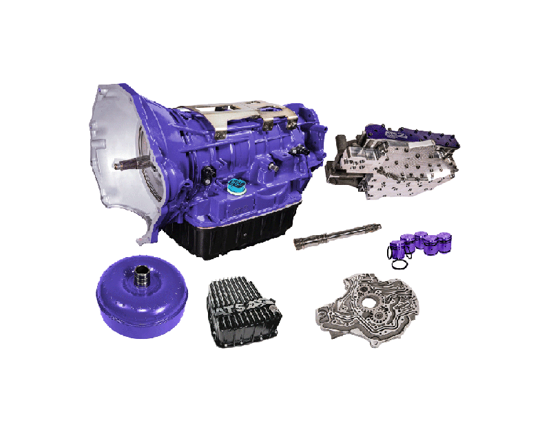 ATS Diesel 3097222464 Stage 2 68RFE 2WD Transmission Package with 1 year/100000 Mile Warranty 19-20 Dodge RAM 6.7L Cummins