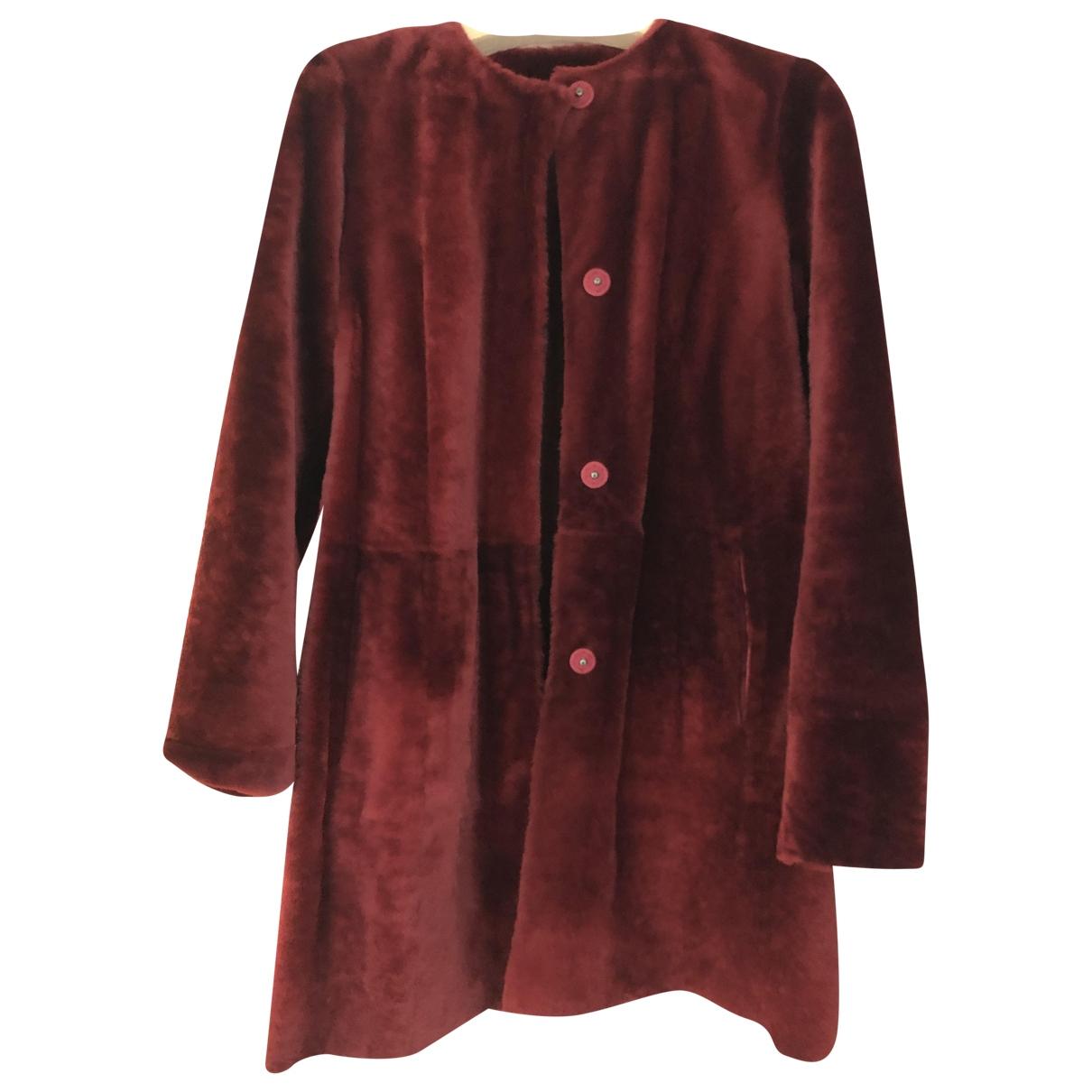 Drome \N Maentel in  Rot Schaf