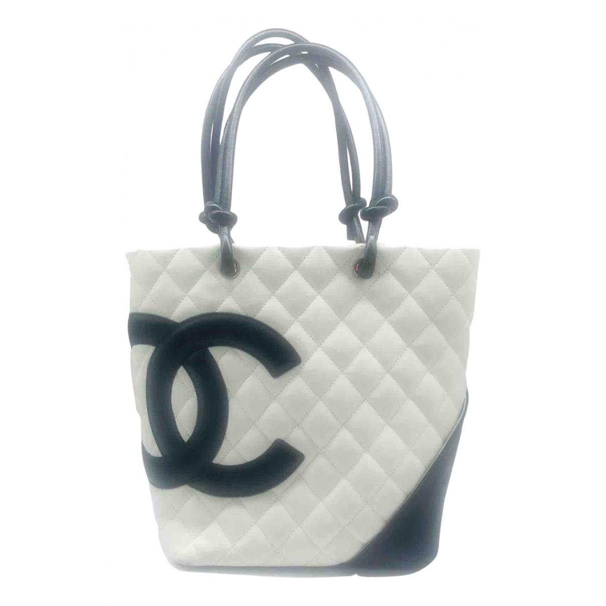 Bolso  Cambon de Cuero Chanel
