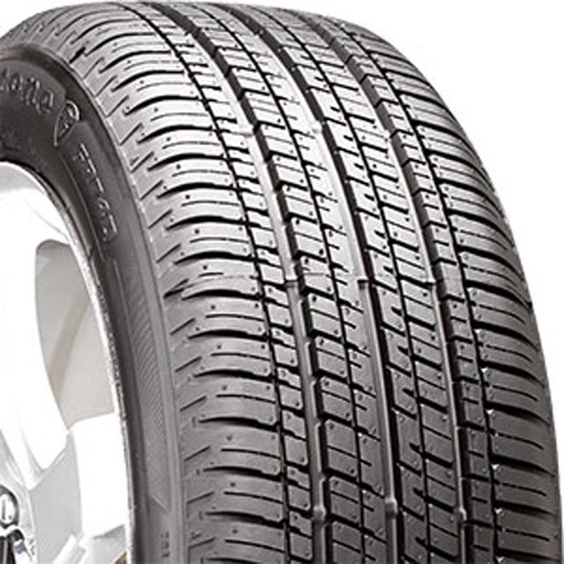 Firestone 000593 FR740 Tire P 215/45 R17 87W SL BSW TM