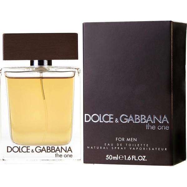 The One Pour Homme - Dolce & Gabbana Eau de toilette en espray 50 ML