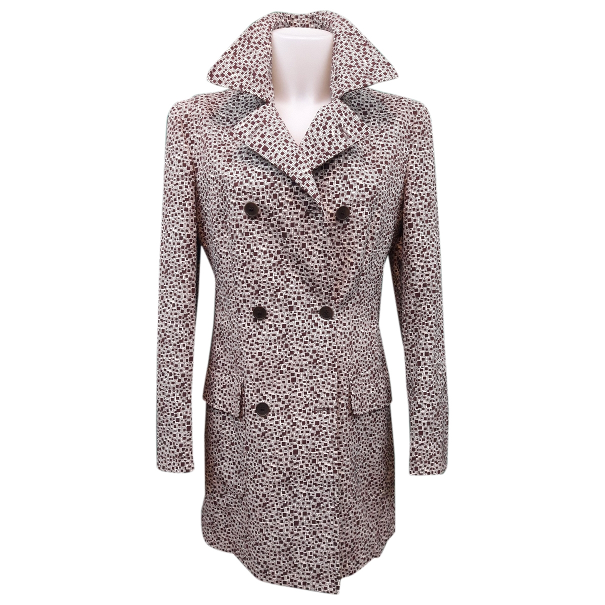 Calvin Klein \N Multicolour coat for Women 42 IT