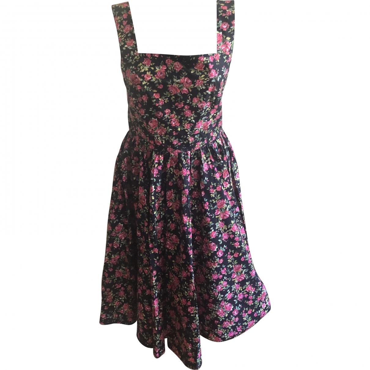 Dolce & Gabbana \N Cotton dress for Women 44 IT