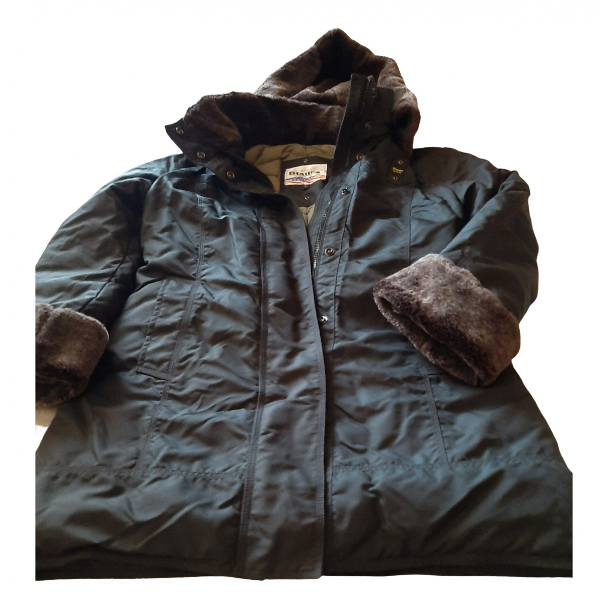 Blauer \N Black jacket for Women L International