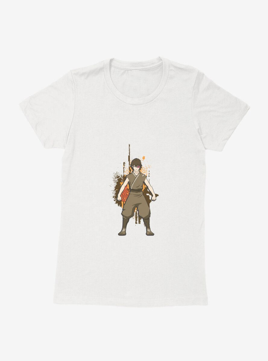 Avatar: The Last Airbender Zuko Womens T-Shirt