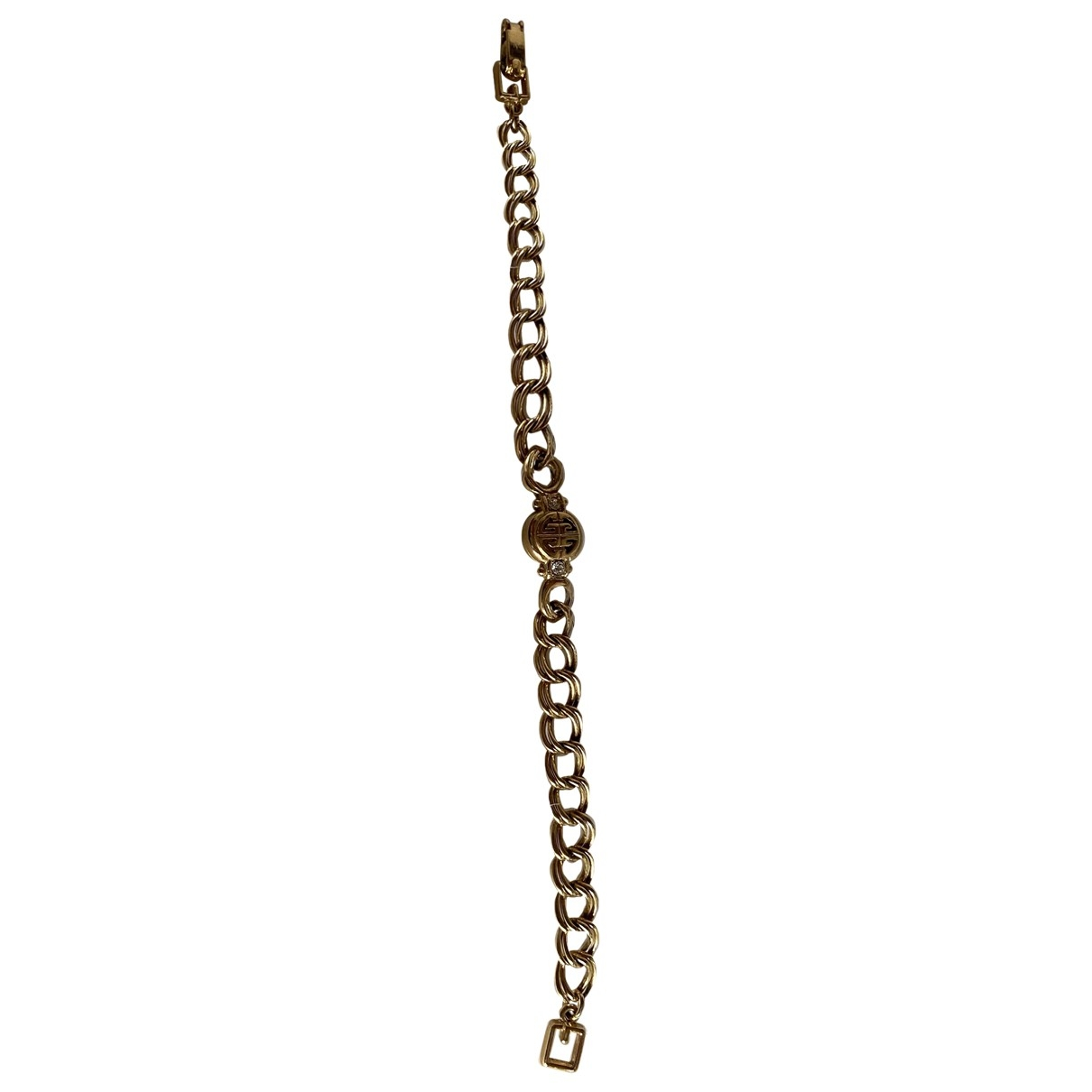 Givenchy \N Armband in  Gold Metall
