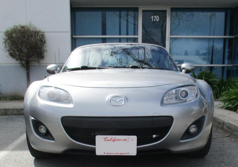 STO N SHO For 2010-2012 Mazda Miata MX-5 Sport Mazda Miata 2010-2012