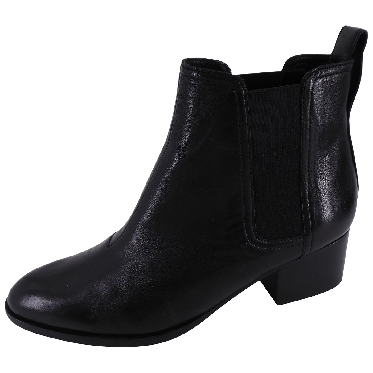 Rag & Bone \N Black Leather Ankle boots for Women 39.5 EU