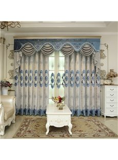 Vintage Duck Egg Curtains Online 2 Panel Set 84 Inches Wide and 84 Inches with Thick Chenille Physically Blocks Light Nicely Prevents UV Ray