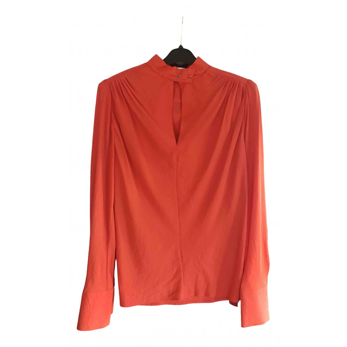 Maje \N Orange  top for Women 36 FR