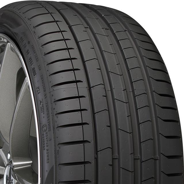 Pirelli 2796900 P Zero PZ4 Luxury Tire 275/30 R20 97YxL BSW RF