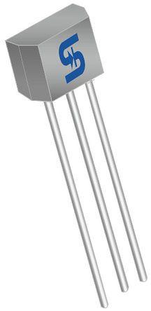 Taiwan Semiconductor TSH253CT B0G , Omnipolar Hall Effect Sensor Switch, 3-Pin TO-92S (20)