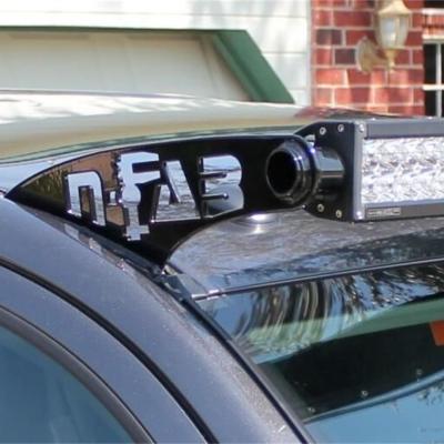 N-FAB Roof Mounted Light Brackets - T0749LR-TX