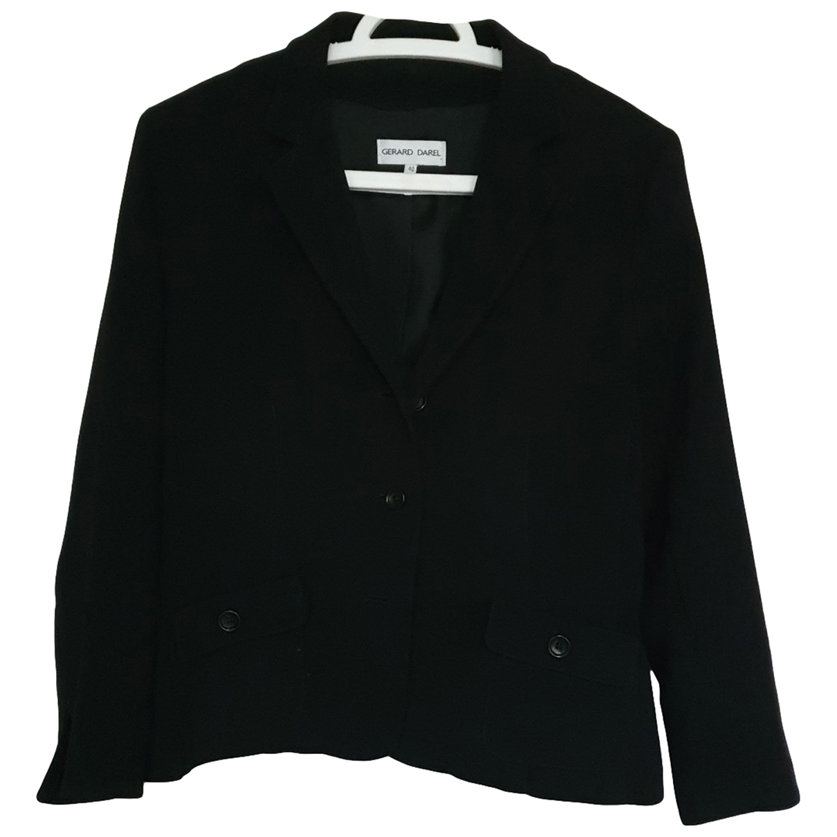 Gerard Darel N Black jacket for Women 40 FR