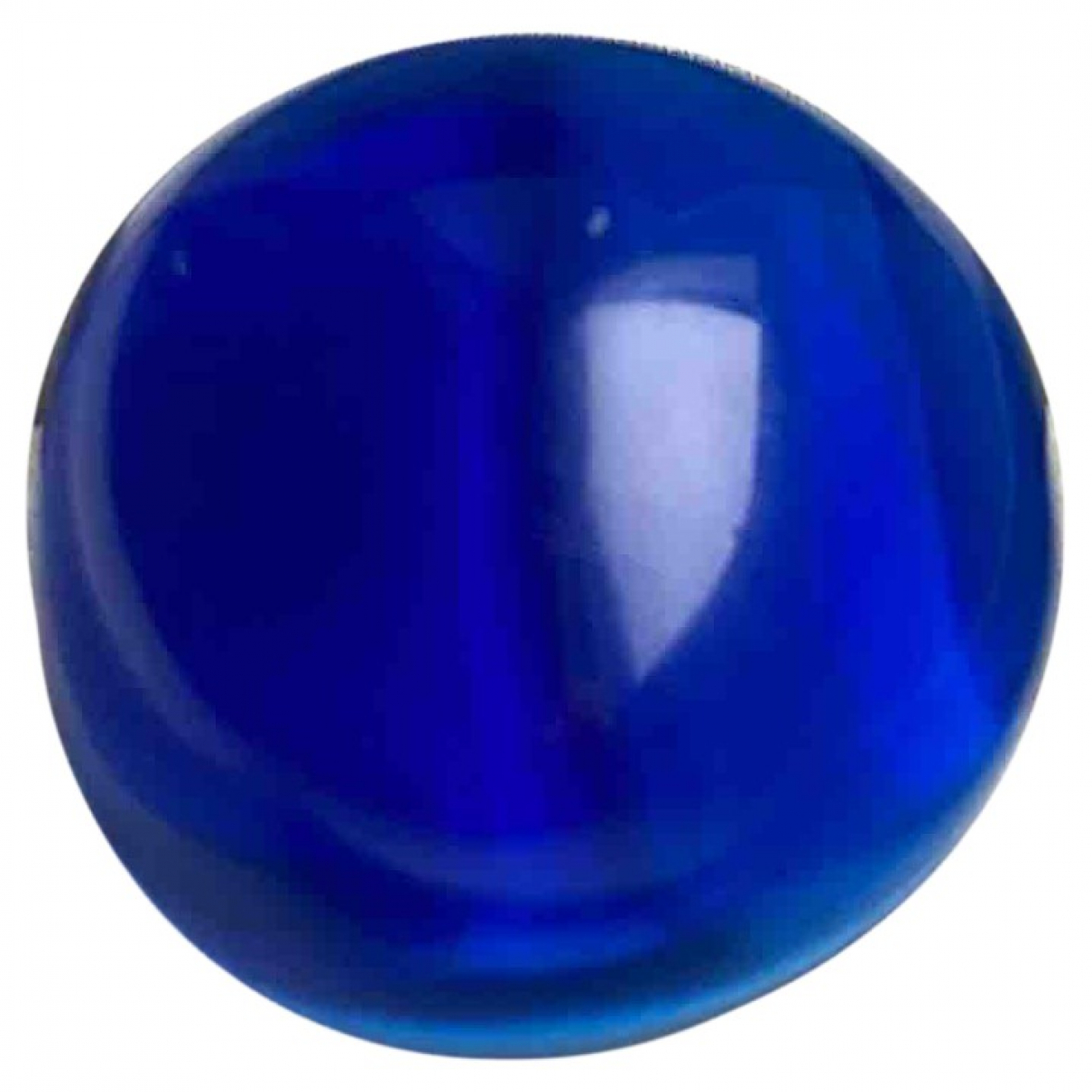 Lalique \N Blue Glass ring for Women 55 MM