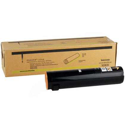 Xerox 016-1946-00 Original Yellow Toner Cartridge High Yield