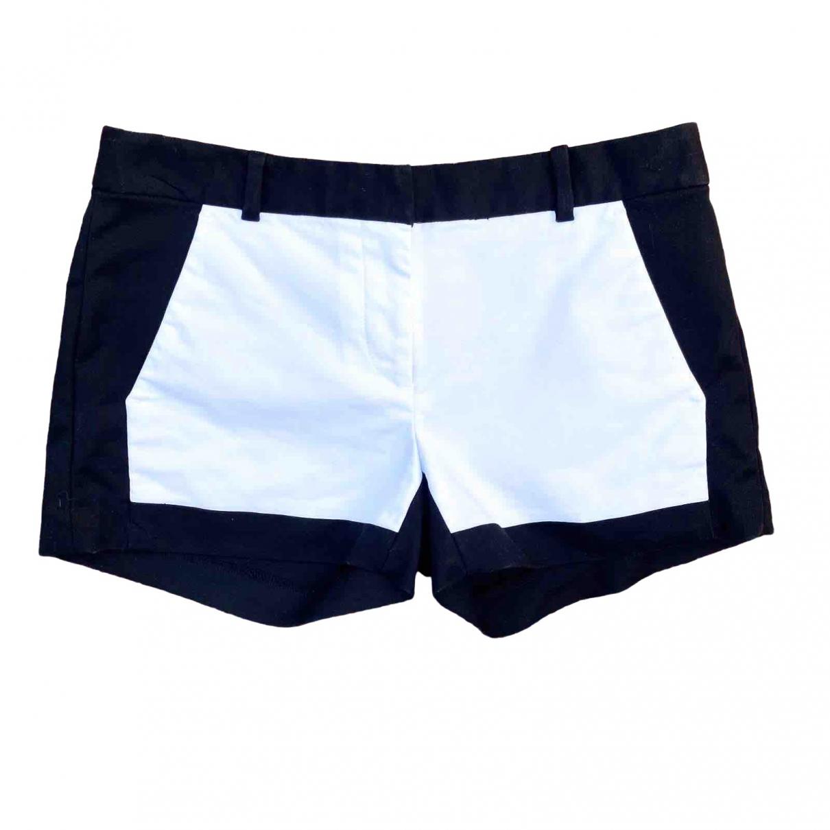 Michael Kors \N Shorts in  Schwarz Baumwolle