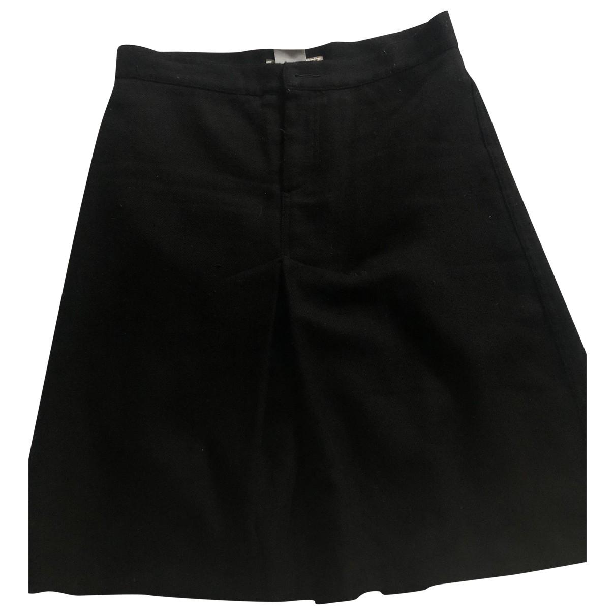 Polo Ralph Lauren \N Rocke in  Schwarz Wolle