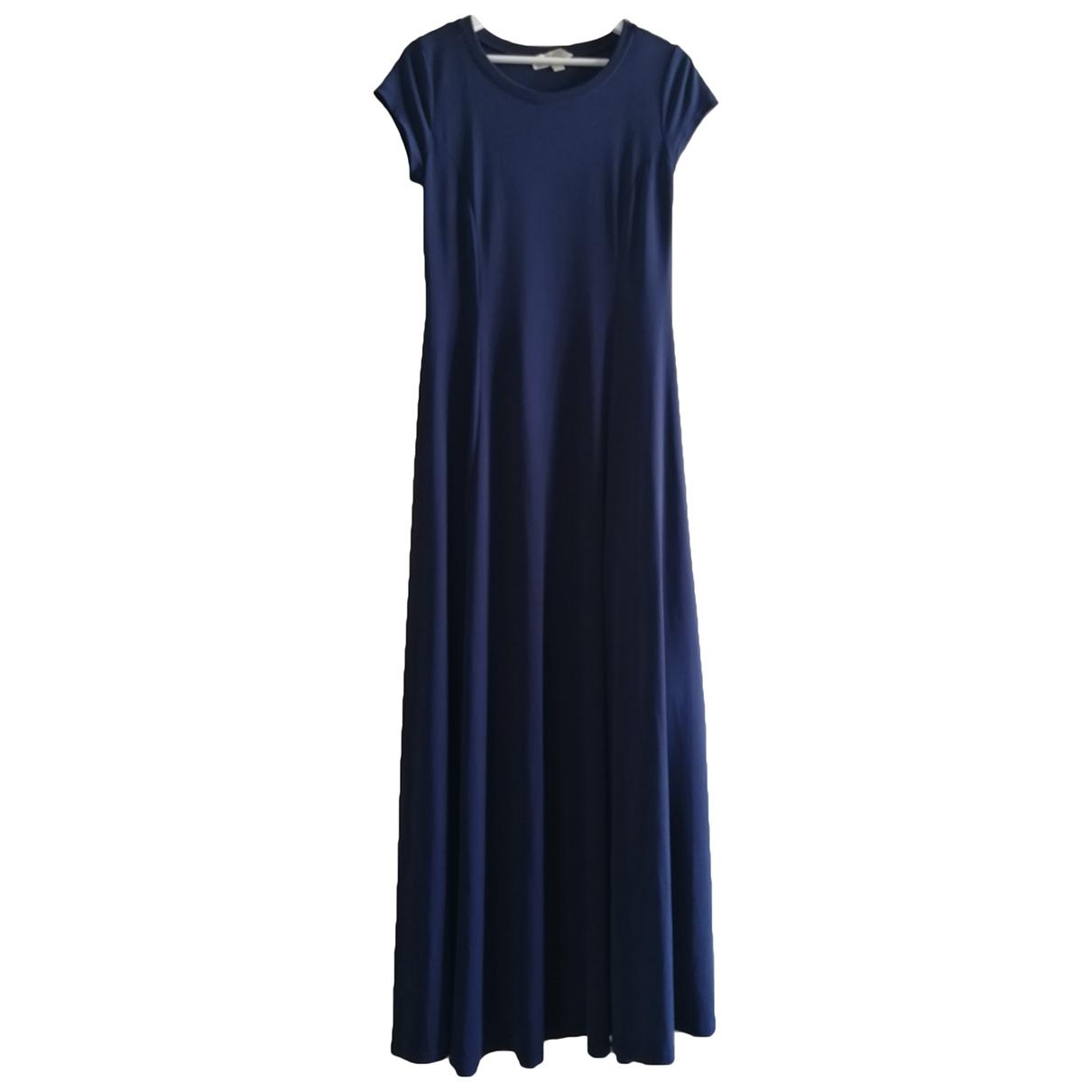 Michael Kors \N Kleid in  Blau Polyester