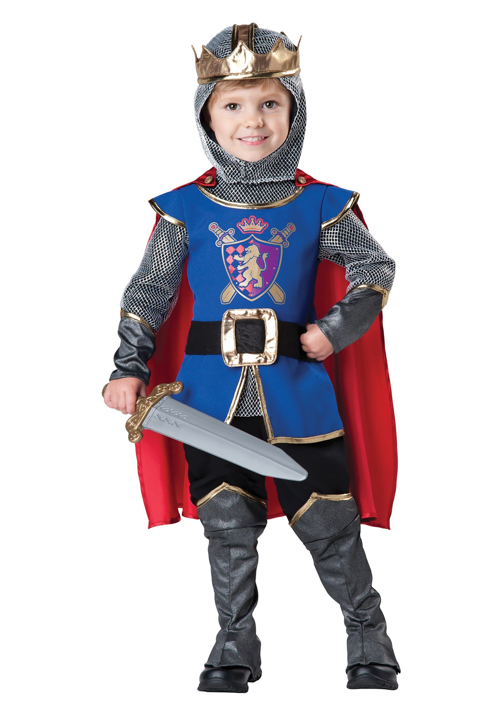 Knight Costume for Toddlers | Toddler Warrior Costume