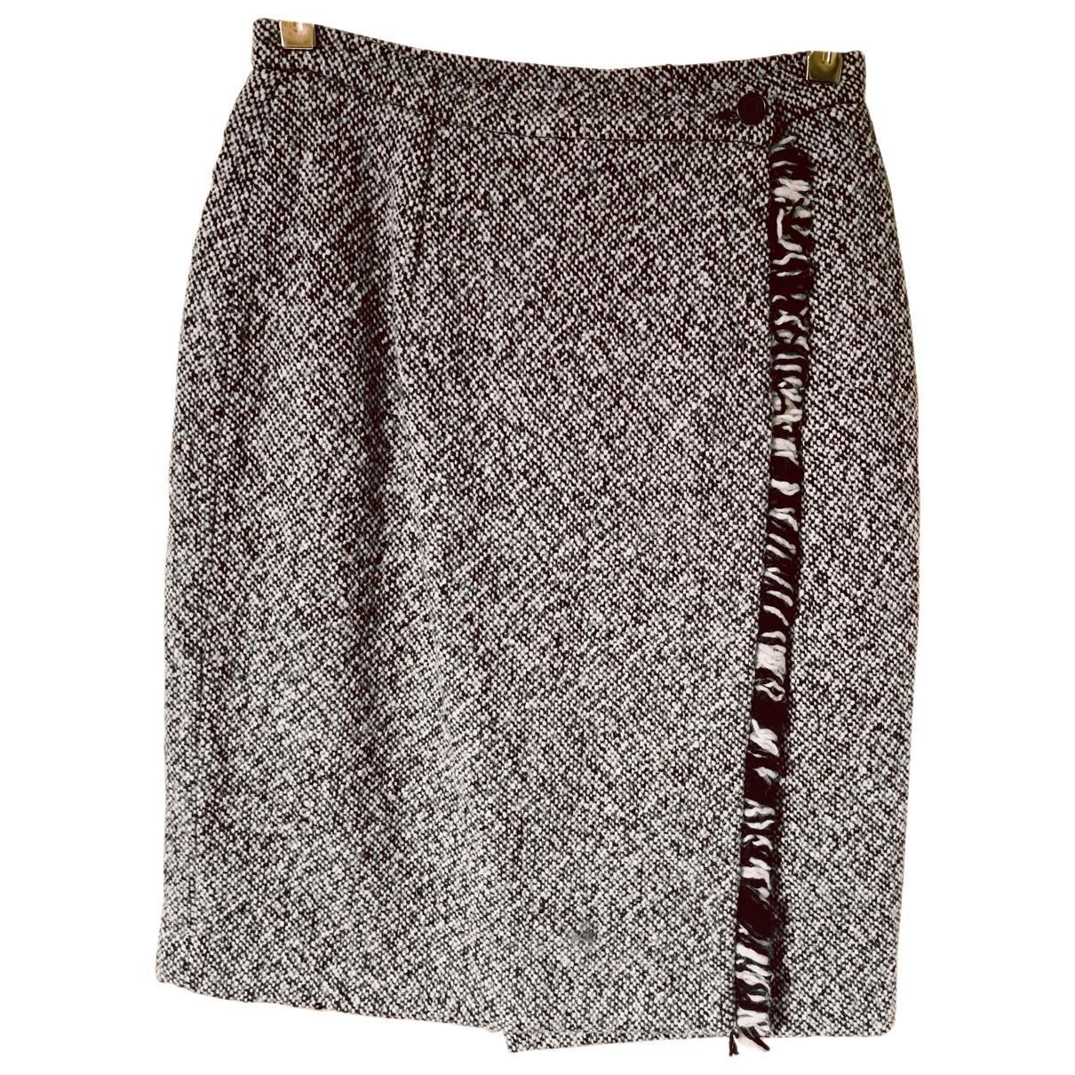 Yves Saint Laurent - Jupe   pour femme en laine