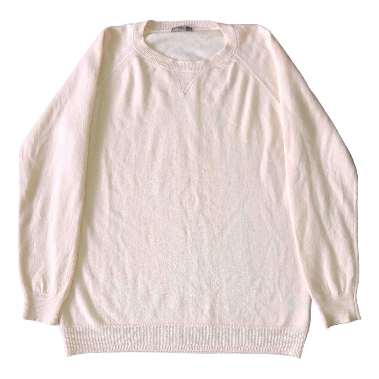 Bottega Veneta \N Beige Cashmere Knitwear & Sweatshirts for Men 42 IT