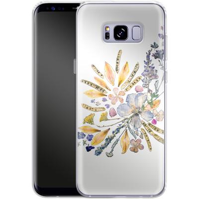 Samsung Galaxy S8 Plus Silikon Handyhuelle - Bunch Of Brilliance von Kaitlyn Parker