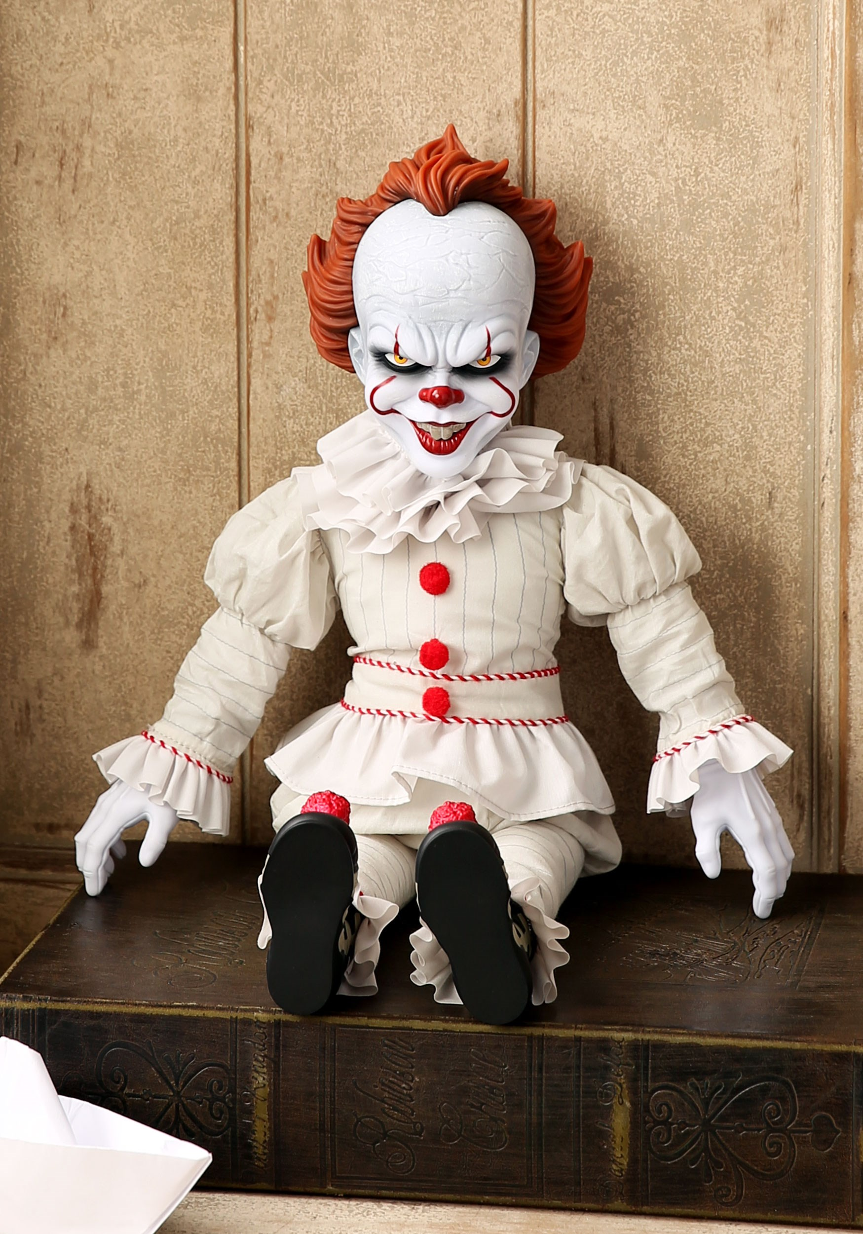 Pennywise IT Roto Soft-Body Doll