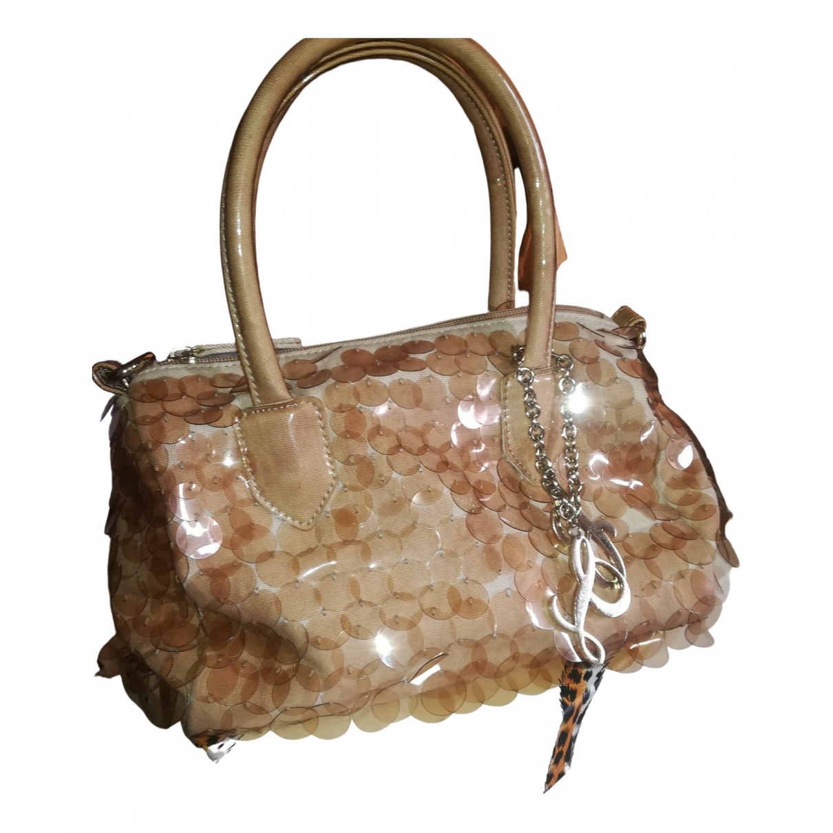 Liu.jo \N Beige Cloth handbag for Women \N
