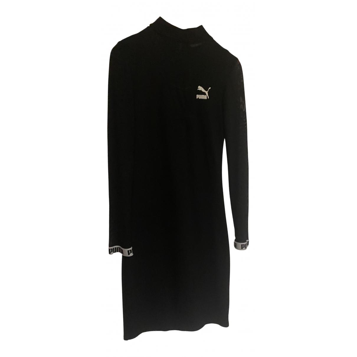 Puma - Robe   pour femme - noir