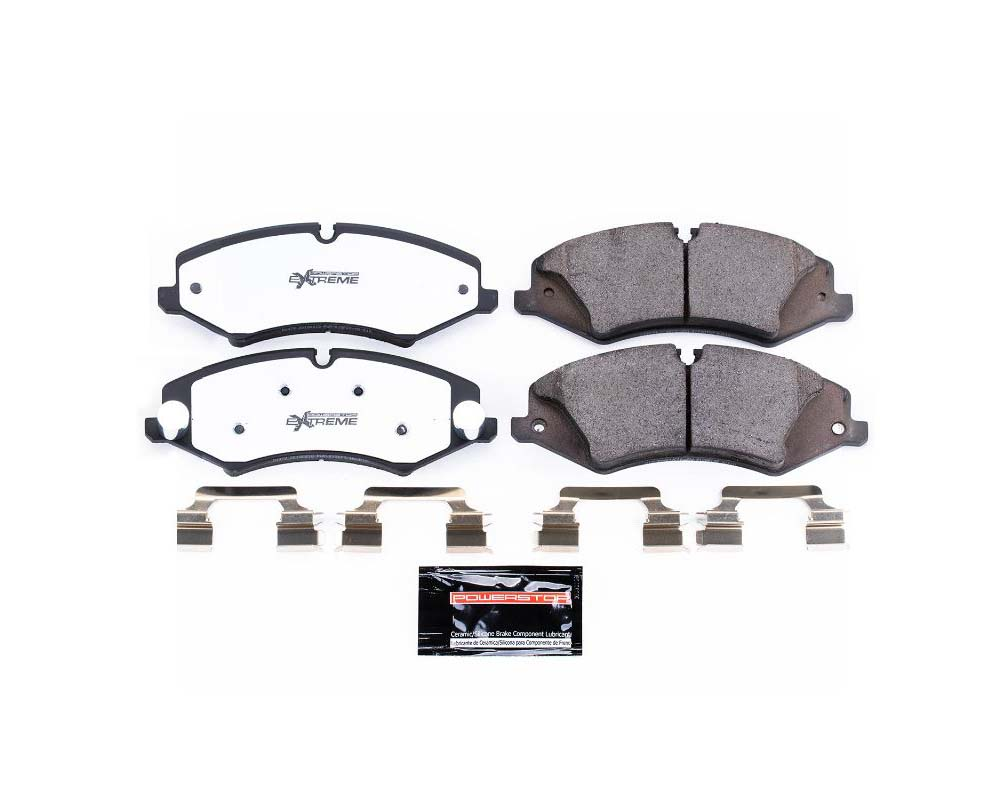 Power Stop Z36-1479 Z36 Truck & Tow Brake Pads w/Hardware Front Land Rover Discovery 2017