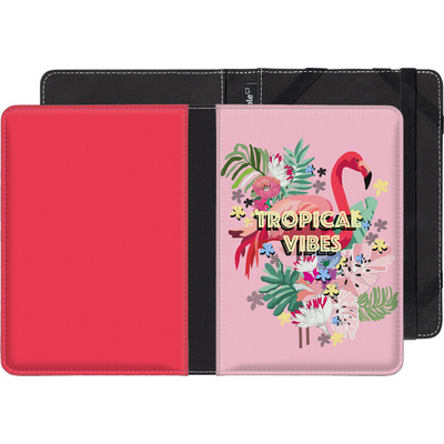 Amazon Kindle eBook Reader Huelle - Flamingo Solo von Mukta Lata Barua