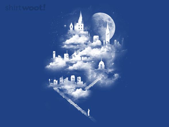 Stairway To Heaven T Shirt