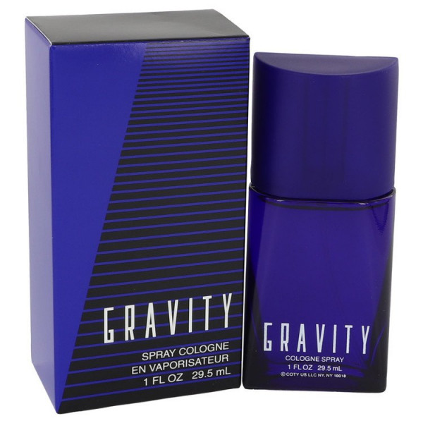 Gravity - Coty Eau de Cologne Spray 30 ML