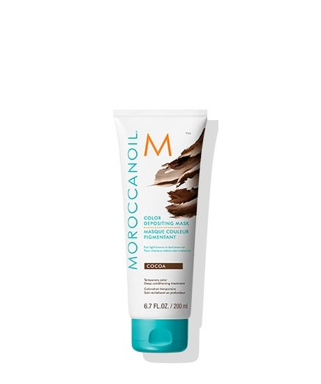 Color Depositing Mask - Cocoa