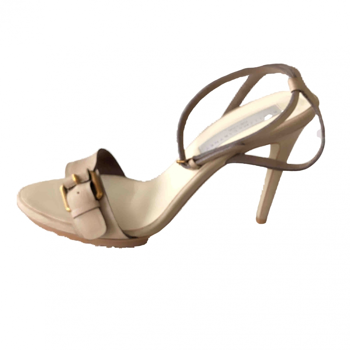 Sandalias de Cuero Stella Mccartney
