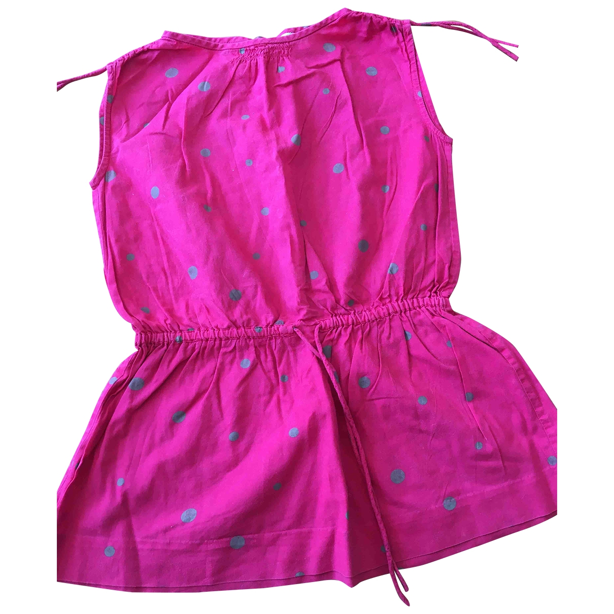 Bonpoint \N Pink Cotton dress for Kids 3 years - up to 98cm FR