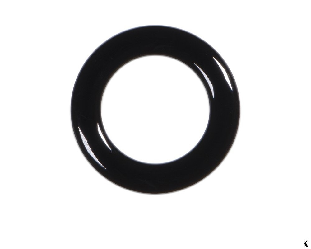 Tufskinz TUN008-BLK-G Key Ignition Accent Ring Fits 3Rd Gen Toyota Tacoma & Tundra 1 Piece Kit In Gloss Black