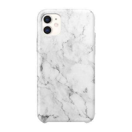Silicone Iphone Case XR/11, One Size , White