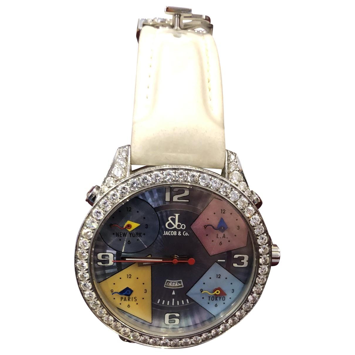 Jacob & Co \N Multicolour Steel watch for Men \N