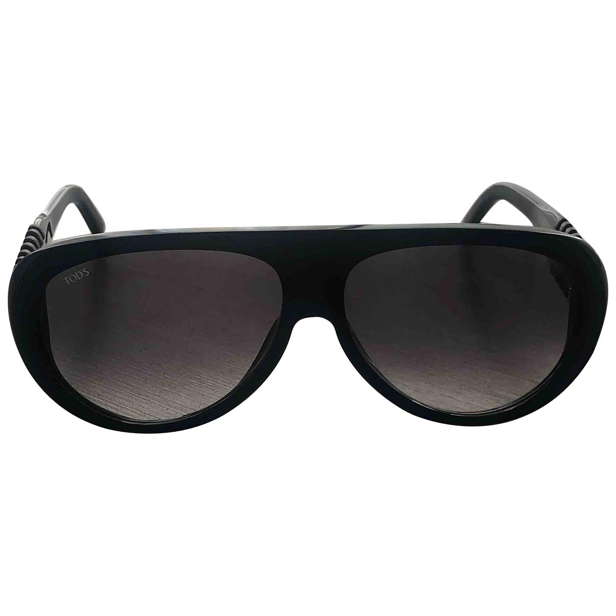 Tods \N Sonnenbrillen Schwarz