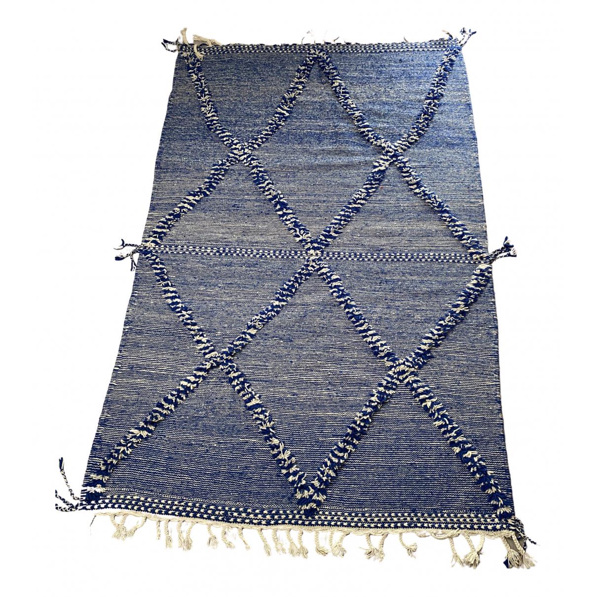 - Objets & Deco   pour lifestyle en laine - bleu