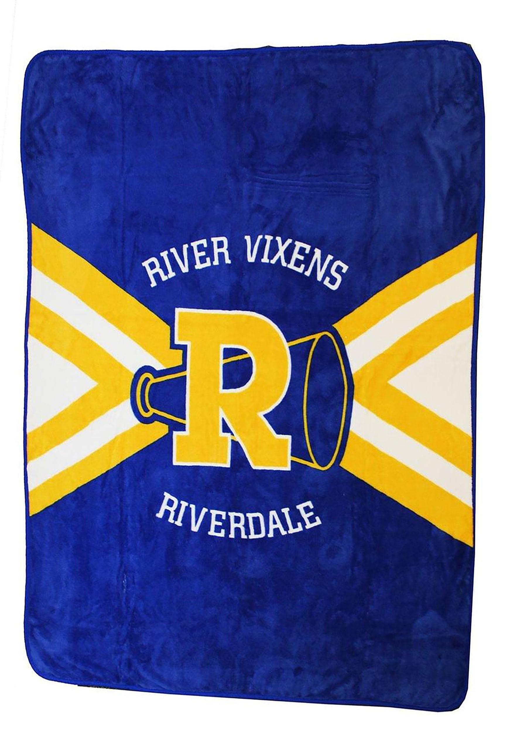 Fleece Riverdale Vixens Blanket