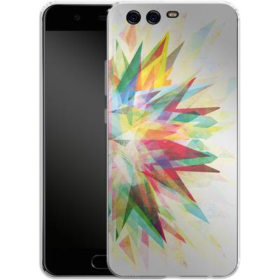 Huawei P10 Silikon Handyhuelle - Colorful 6 von Mareike Bohmer