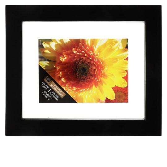 Black Float Gallery Frame By Studio Decor® | Michaels®