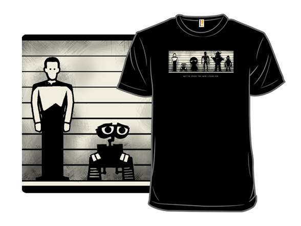 Not The Droids - Reimagined T Shirt