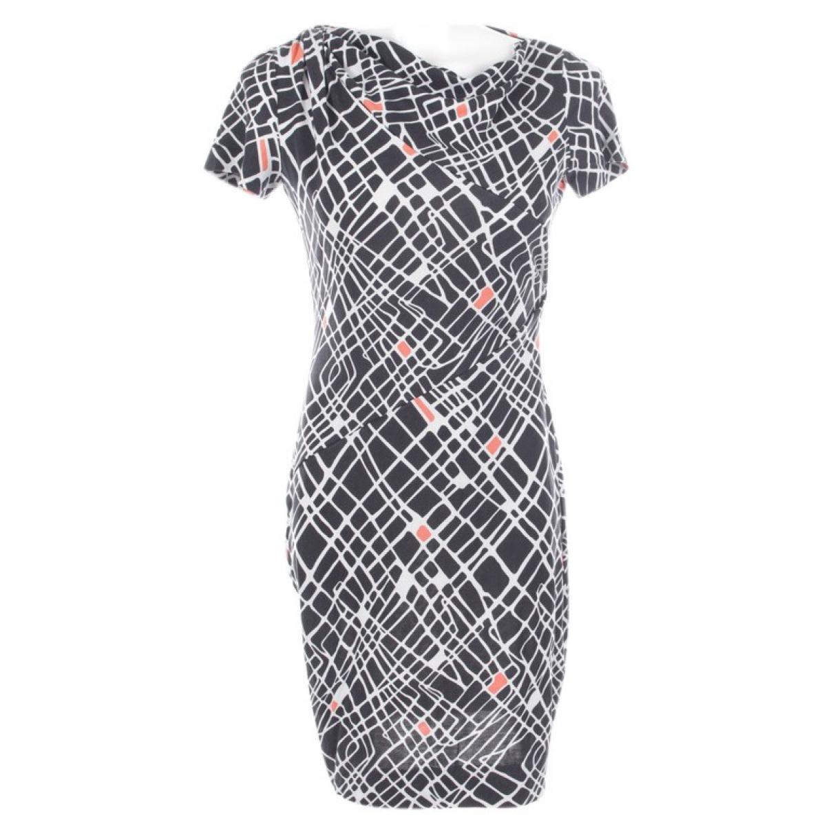 Diane Von Furstenberg \N Multicolour Silk dress for Women 34 FR