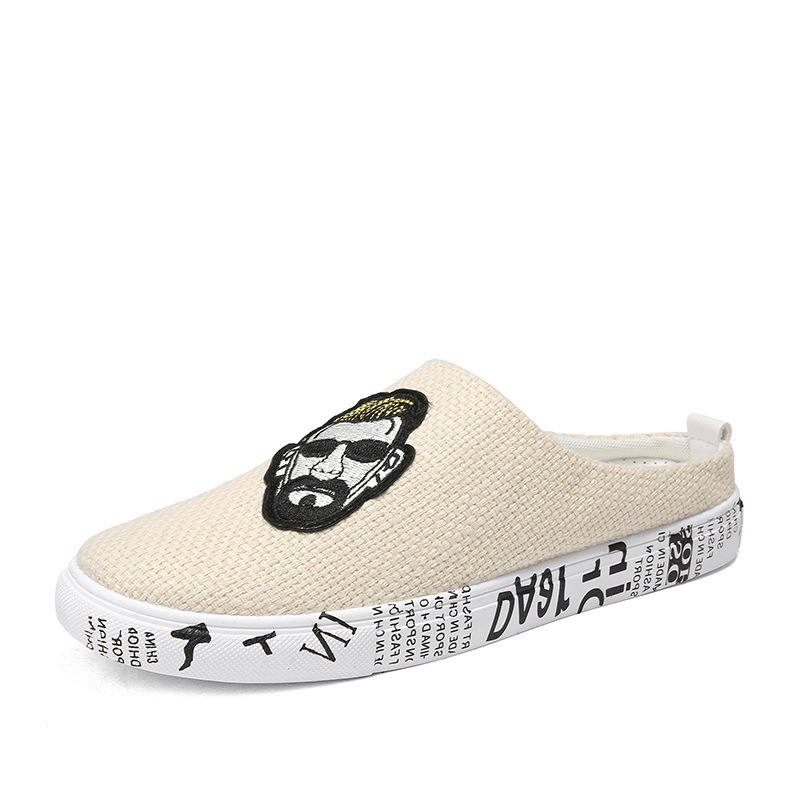 Ericdress Slip-On Low-Cut Men's Casual Shoes