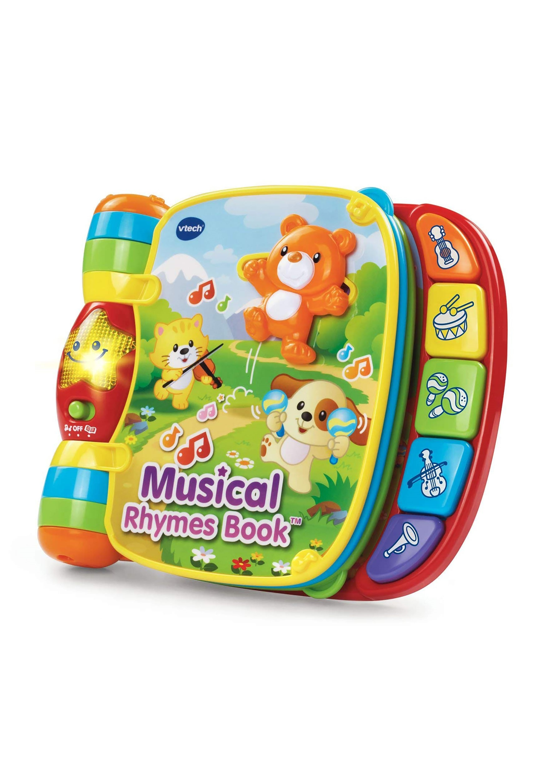 Babies VTech Musical Rhymes Book
