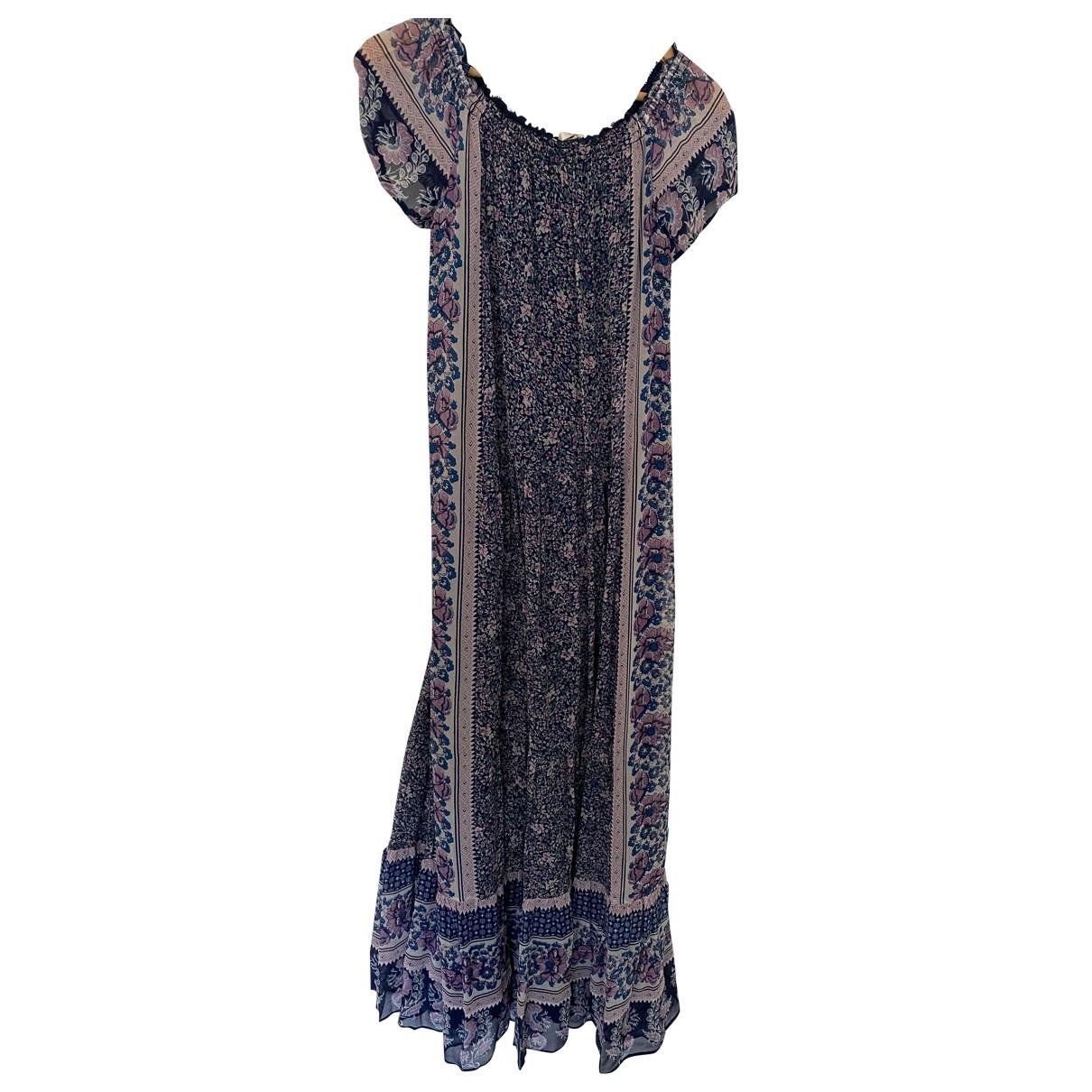 Joie \N Kleid in  Blau Seide